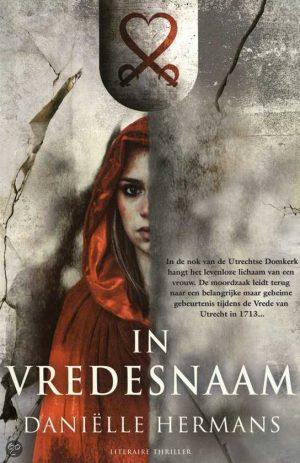 In Vredesnaam van Danielle Hermans_boek