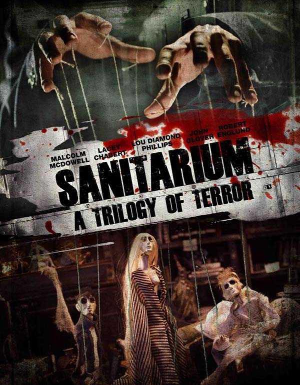 Sanitarium poster