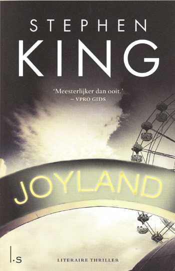 StephenKing_Joyland_boekcover