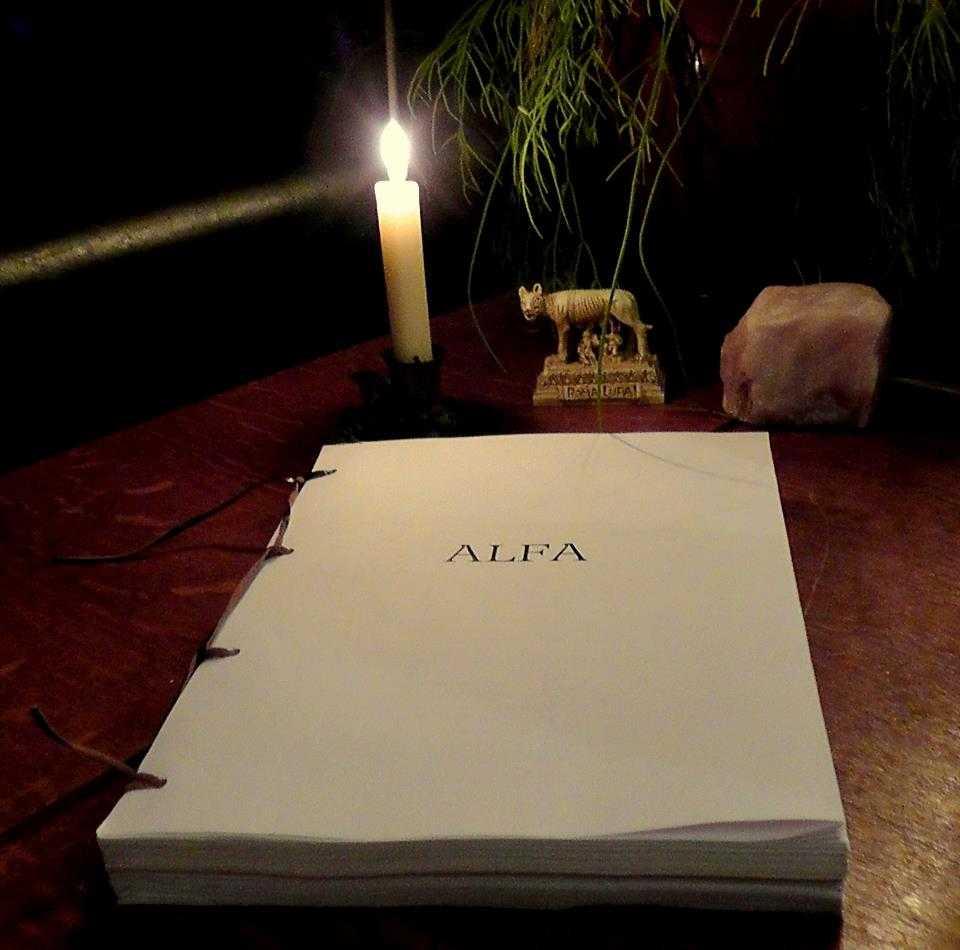 Alfa Beginning