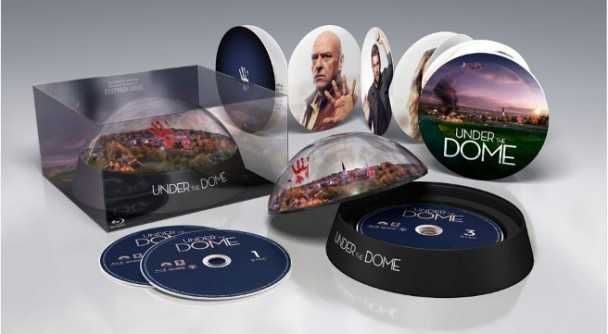 Under The Dome BluRay