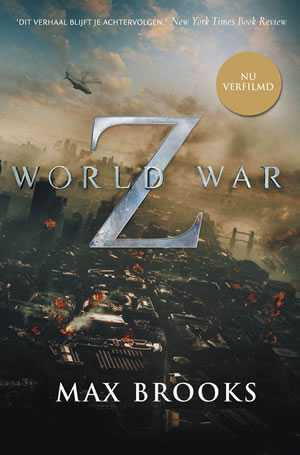 Boek: World War Z - Max Brooks