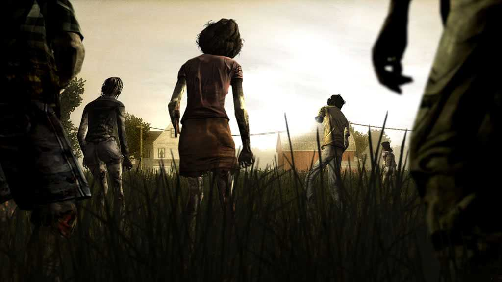 The Walking Dead Game Zombies