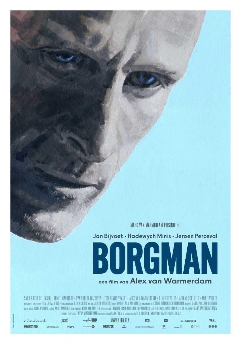 Filmposter Borgman