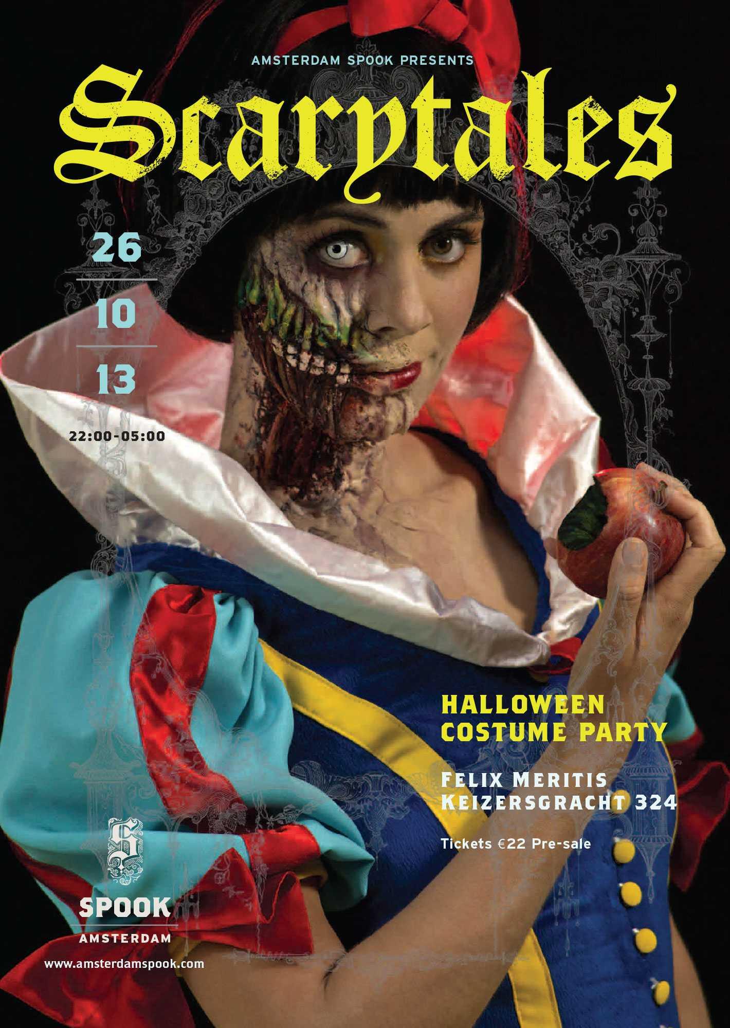 Scary Tales Halloween Feest