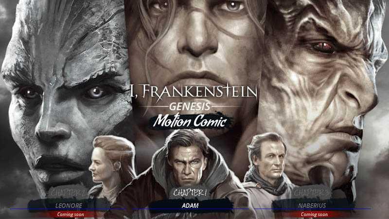 I-Frankenstein-motion-comic