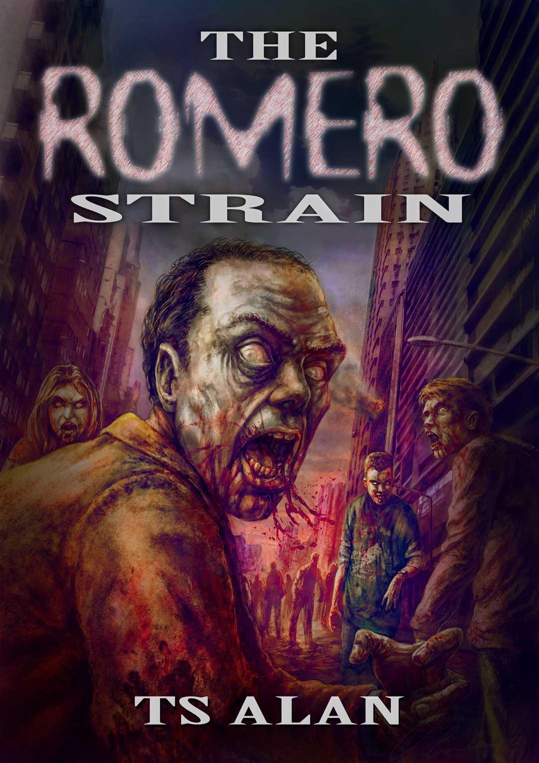 Cover The Romero Strain
