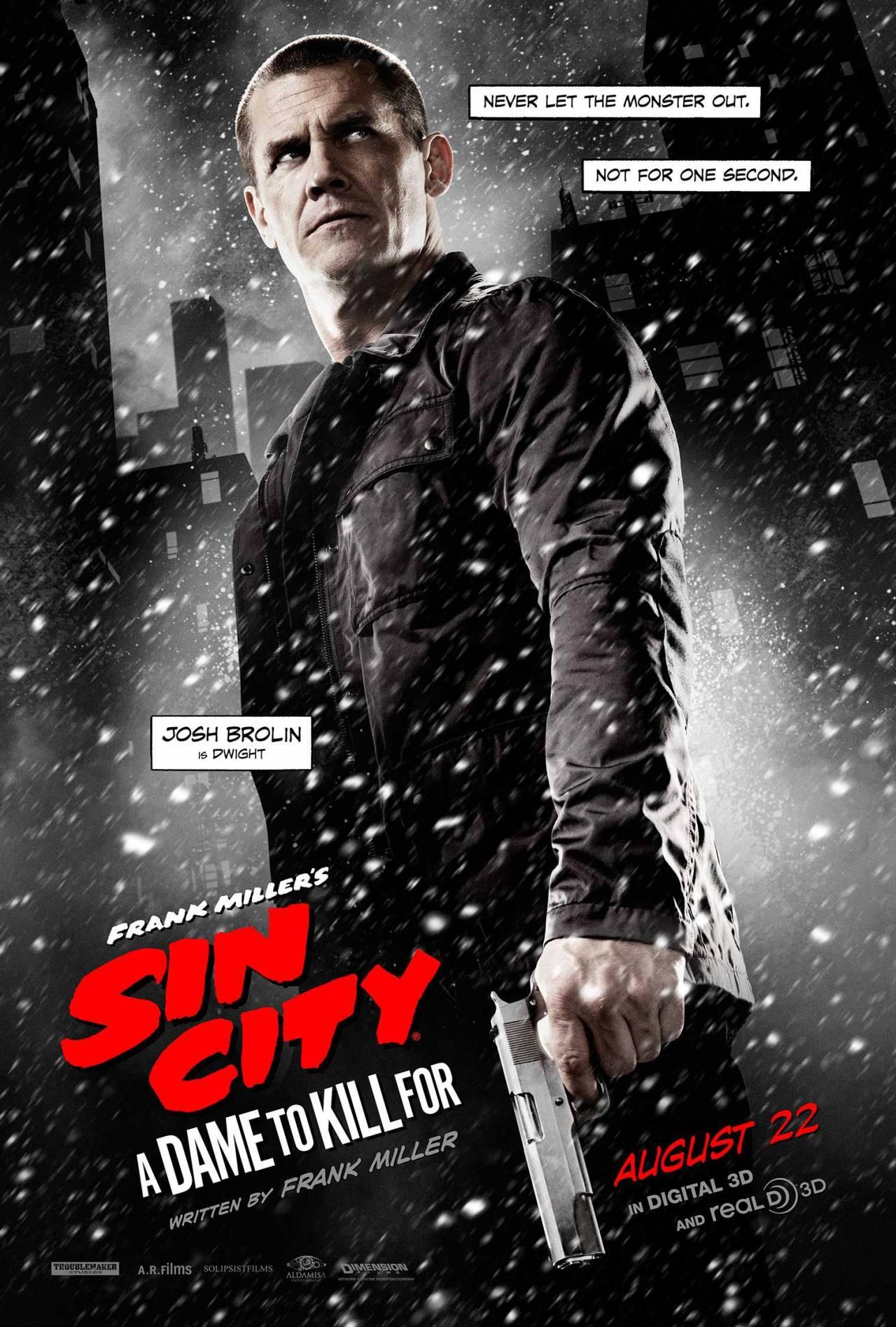 BROLIN - Sin City