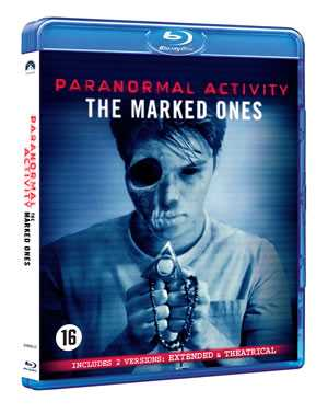 Paranormal Activity The Marked Ones BD 3D