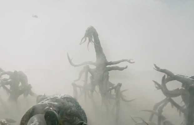 Monsters dark continent trailer
