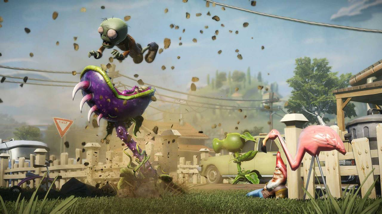 Plants vs. Zombies Garden Warfare