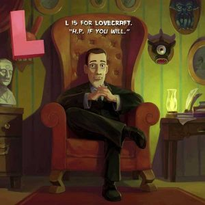 L-is-for-lovecraft