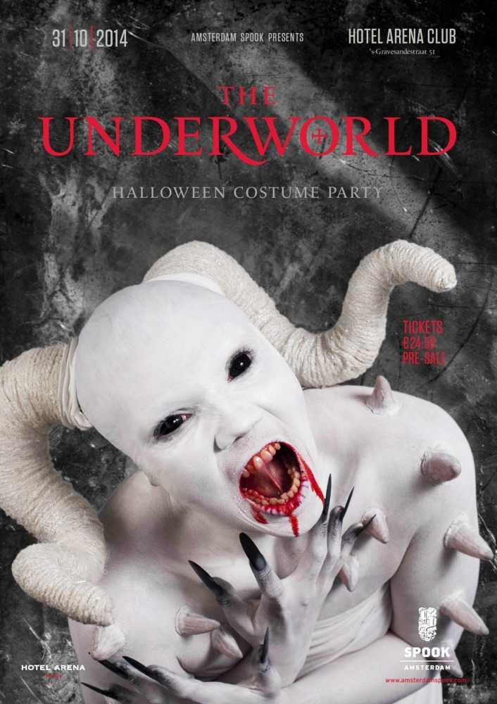 Halloween Underworld Amsterdam
