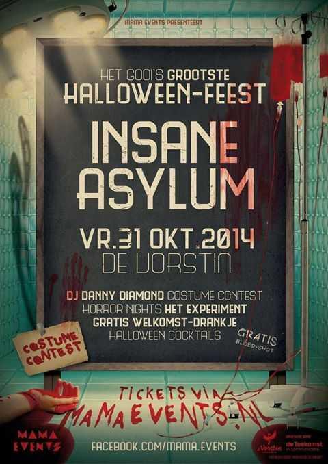 halloweenfeest-insane-asylum-vorstin-hilversum