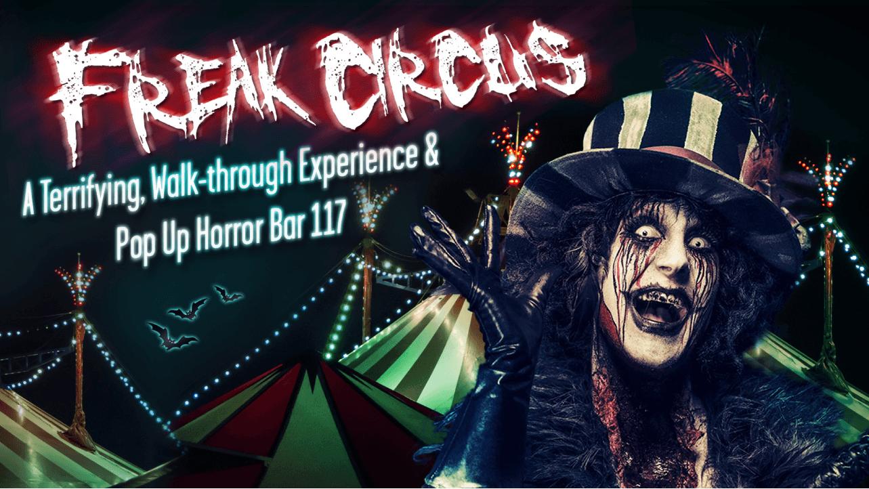 Boom Chicago Freak Circus
