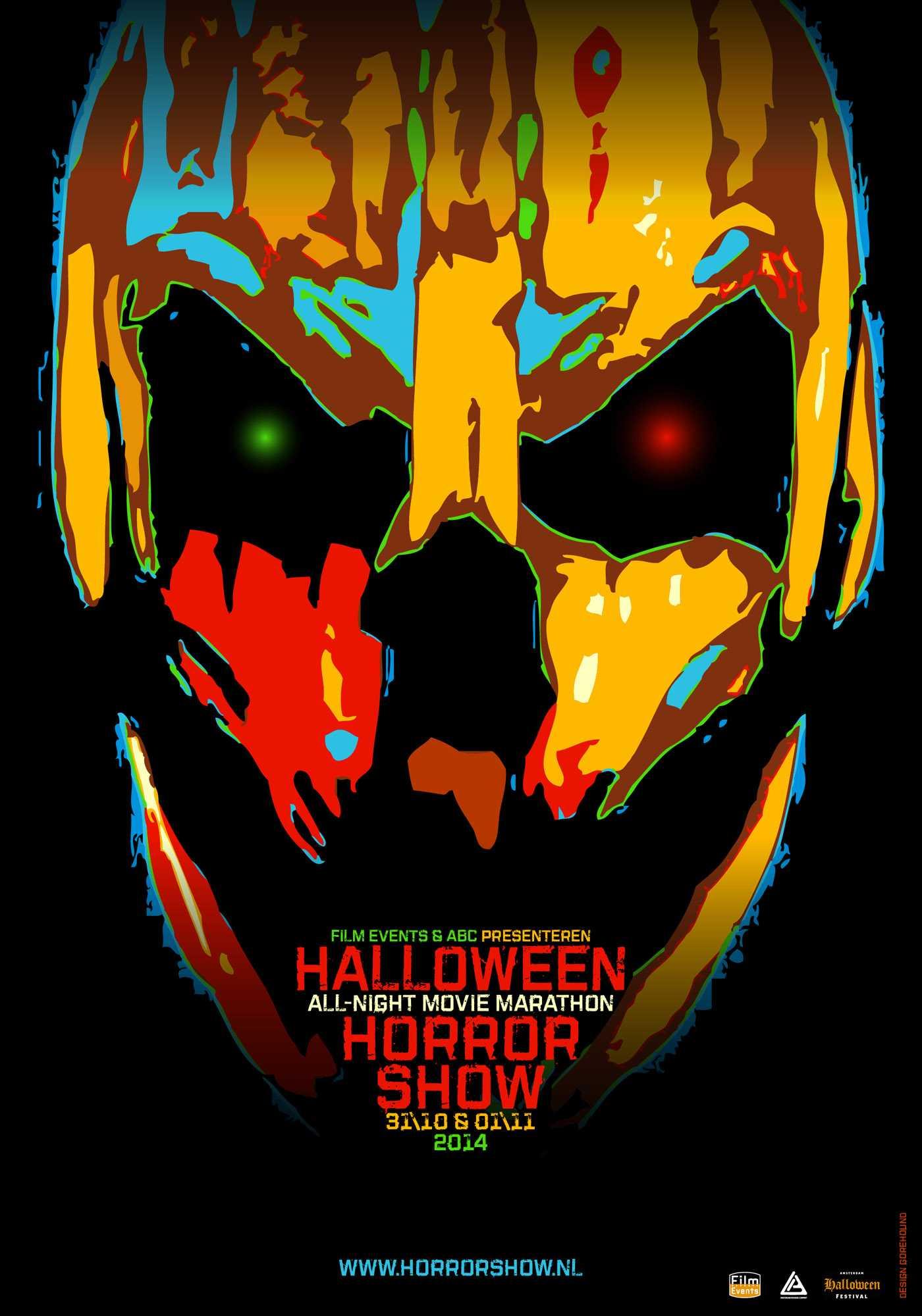 Halloween Horror Show 2014