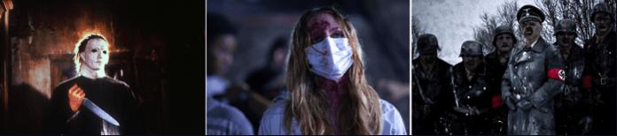 Halloween Horror Show Films