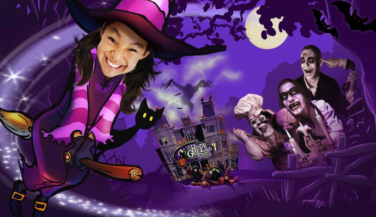 Het spookt in Heksendoorn