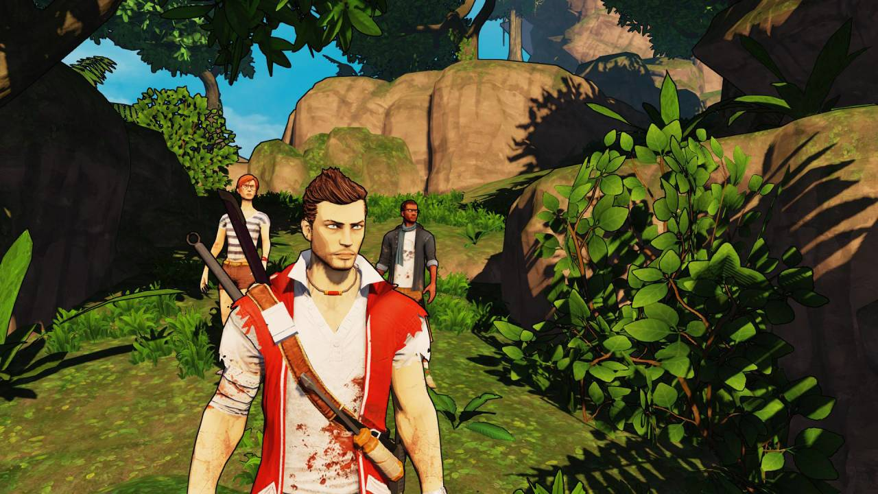 Escape Dead island scr2