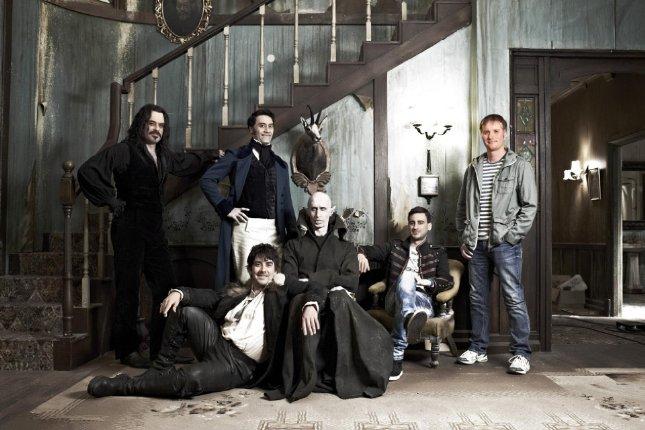 Vladislav, Viago, Deacon, Petyr, Nick en Stu