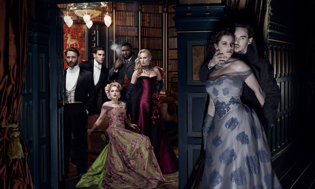Dracula NBC serie