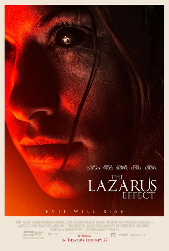 poster lazarus effect