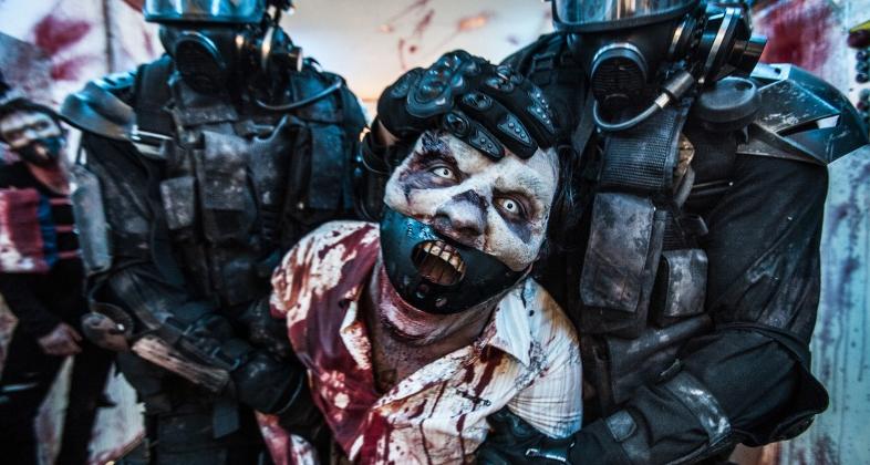 Wyrmwood Zombie
