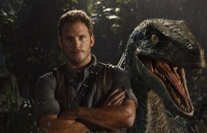 jurassic world - raptor