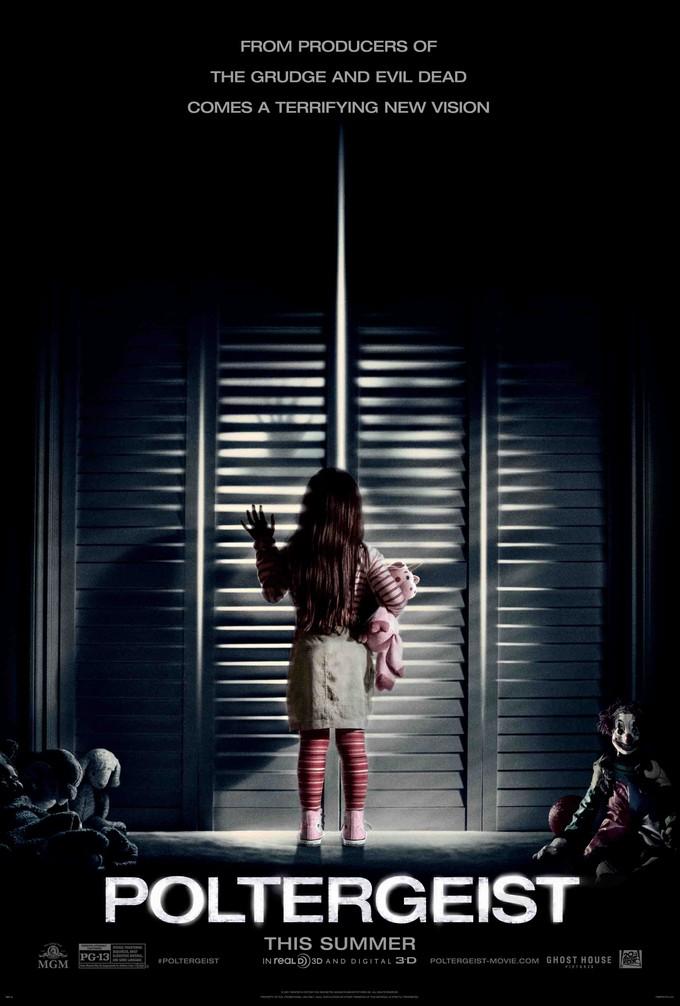 poltergeist remake poster