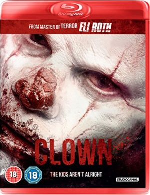 Clown (Eli Roth) - UK Blu-ray