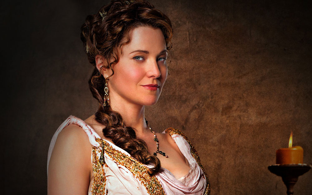 Lucy Lawless Evil Dead series