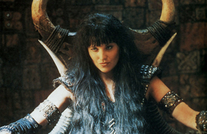 Lucy Lawless Evil Dead