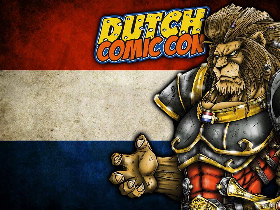 Dutch Comic Con The King