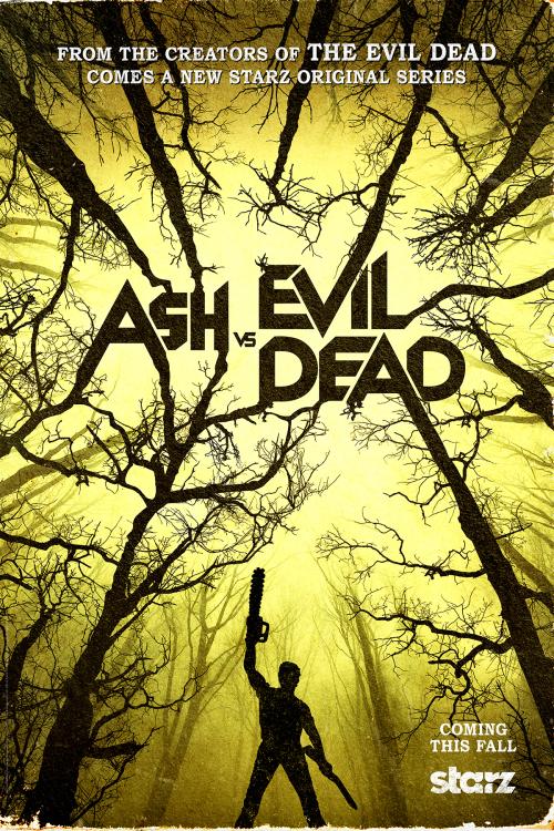 Ash versus The Evil Dead
