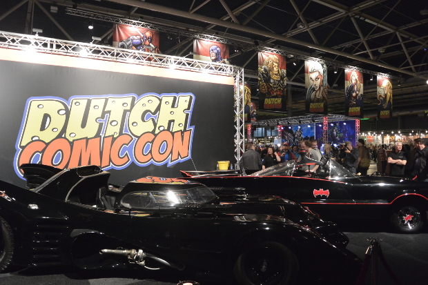 Dutch Comic Con 2015