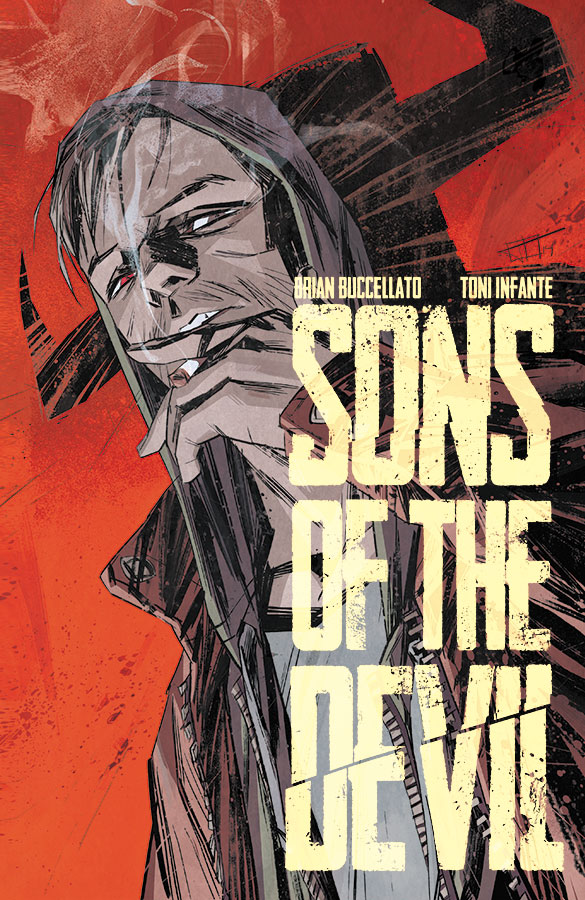 Sons of the Devil comic