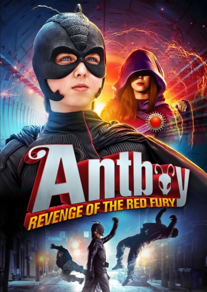 Antboy 2 - Revenge of the Red Fury