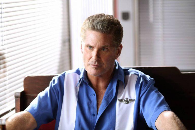 David Hasselhoff as Gilbert Shepard
