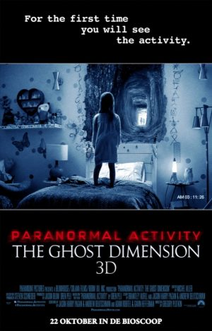 Paranormal Activity: The Ghost Dimension 2015 Gregory Plotkin
