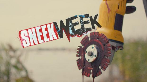 SneekWeek teaser