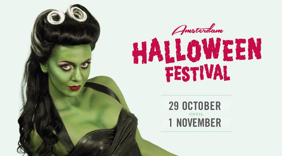 Amsterdam Halloween Festival 2015