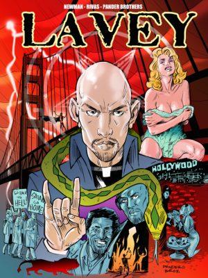 lavey-comic