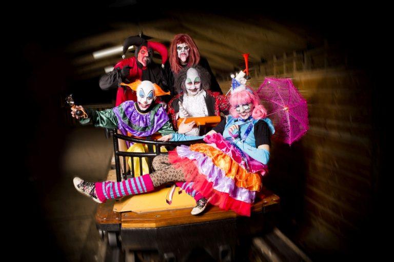 Halloween Nights Attractiepark Toverland