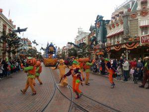 Mickey's Halloween Celebration copyright Bloody Mary