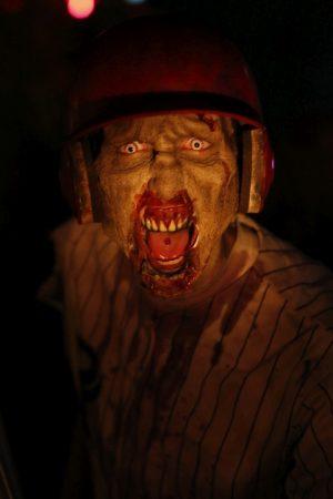 Walibi Halloween Fright Nights zombie