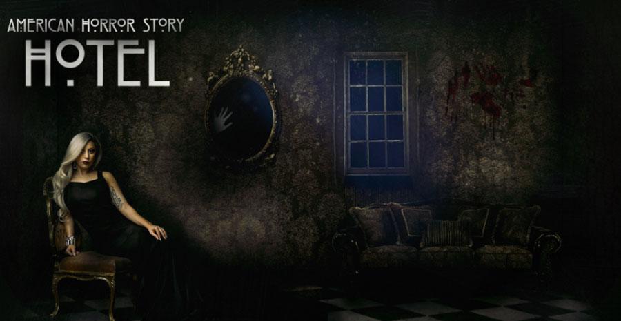 American Horror Story Hotel GaGa