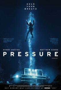 Pressure - Ron Scalpello - poster