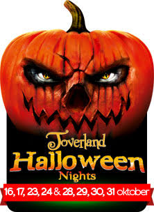 Halloween Nights in Toverland
