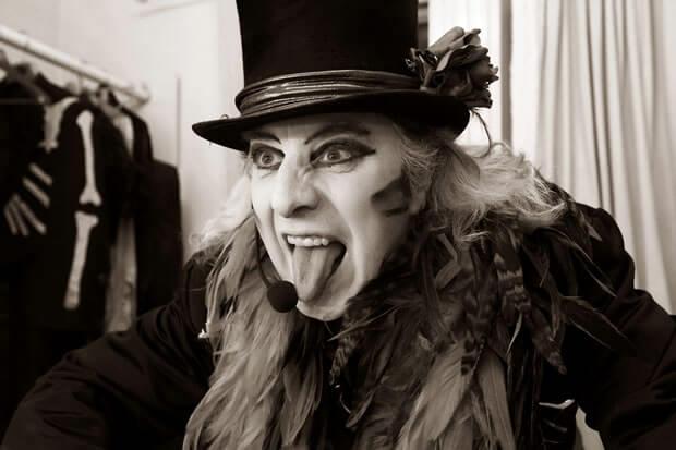 Circus of Horrors Amsterdam RAI - Dr Haze