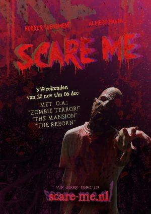 Scare-Me Almere Haven